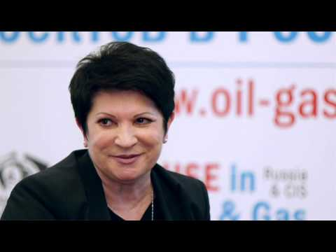 Интервью с Еленой Компасенко/Elena Kompasenko, ТNК-ВР at HSE in Oil and Gas