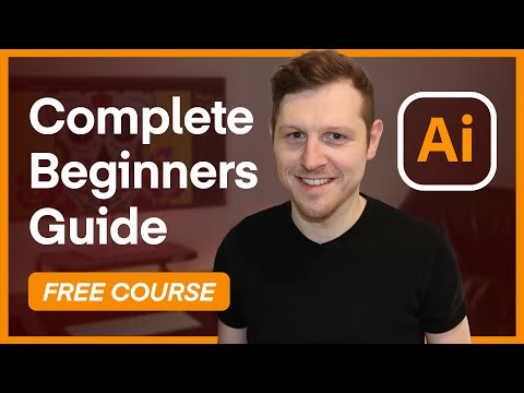 Learn Adobe Illustrator  |  19 Episode Course