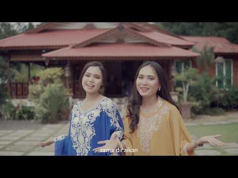 Bella Astillah & Didi Astillah - Bersama Di Hari Raya (Official Music Video)