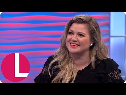 Kelly Clarkson Talks Family and 15 Years in The Music Industry | Lorraine