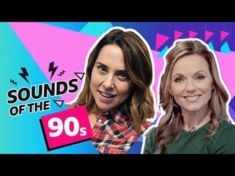 Mel C And Geri Horner On BBC Radio 2 Sounds Of The 90s (Full)