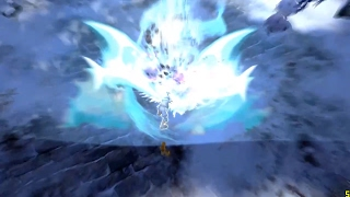Mod Skill Effect Ice - Dragon Nest INA