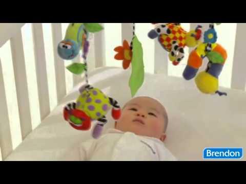 Playgro Toy Box Musical Mobile zenélő körforgó