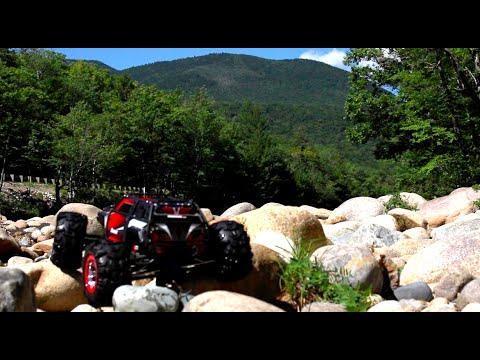 Traxxas Summit : New Hampshire River Adventure