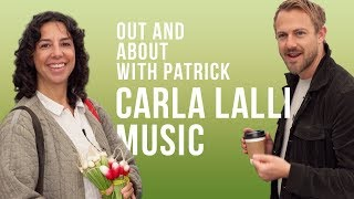 Carla Lalli Music: Farmers Market Like a Pro | Out and About with Patrick