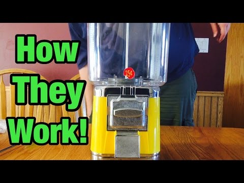 How Candy Machines Work | VendingNation 021
