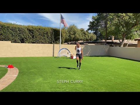 If NBA Players Played Soccer! | BdotAdot5