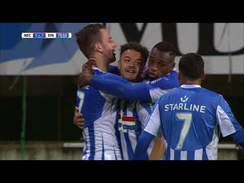 N.E.C. - FC Eindhoven (01-09-2017)