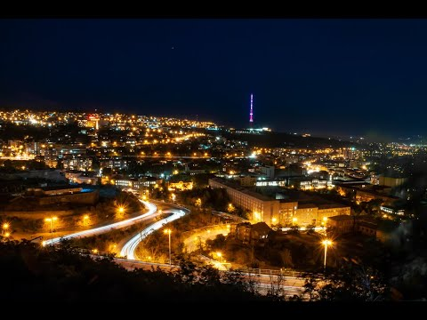 Yerevan's Beauty At Night                   (094419410)