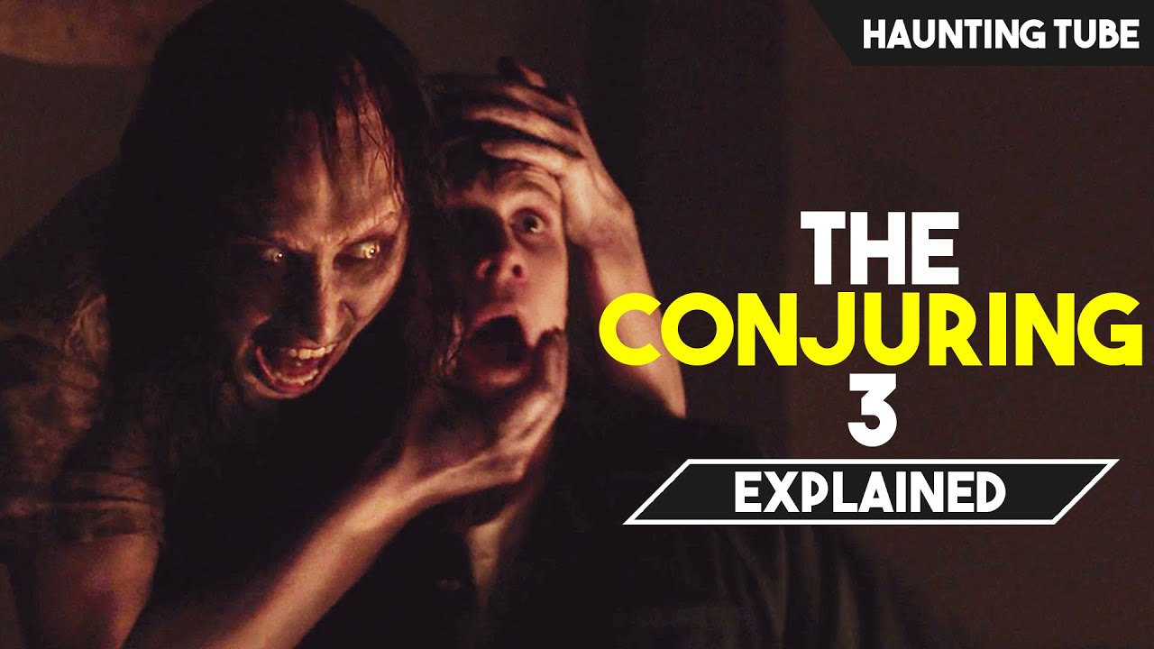 Download Conjuring 3 : The Devil Made me Do It (2021) Explained in Hindi | Haunting Tube