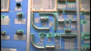 Стальные и алюминиевые гибкие трубы. Ассортимент. Аксессуары(, 2014-09-16T10:31:17.000Z)