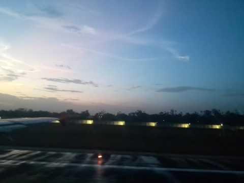 Chennai to dubai Airindia AI 905 takeoff  6 45 PM flight.. ☺ shot on 5th of June 2017