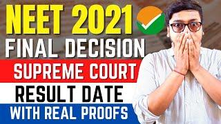 NEET 2021 RESULT DATE 😱 | NEET 2021 RESULT 🔥  | NEET 2021 LATEST NEWS TODAY