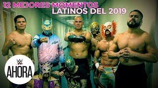 12 Mejores Momentos Latinos del 2019: WWE Ahora, Nov 7, 2019