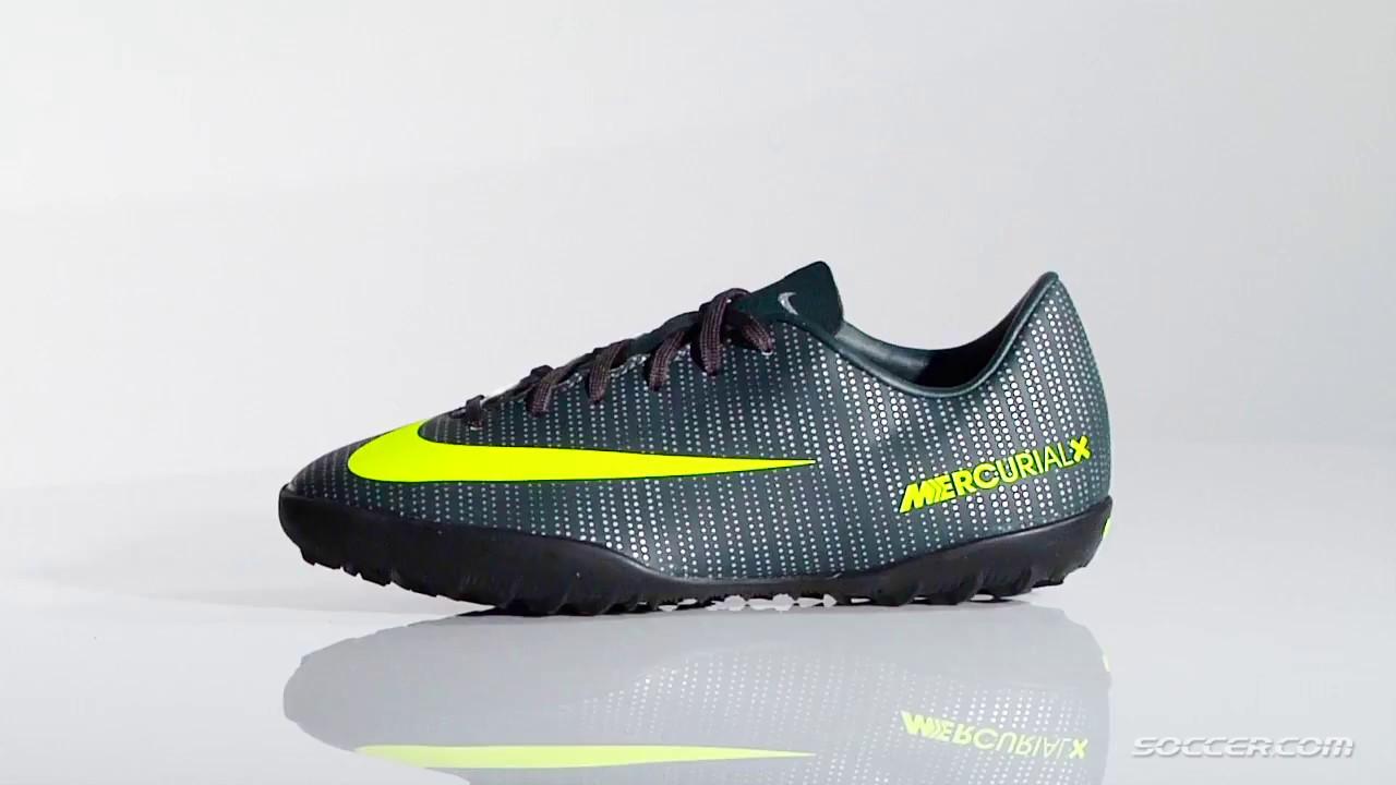 Nike Mercurial Vapor XI CR7 TF JR - YouTube 9e357a84dc