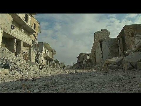 Alep est en train de mourir