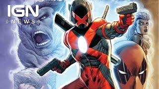 Deadpool Creator Debuts New Marvel Character - IGN News