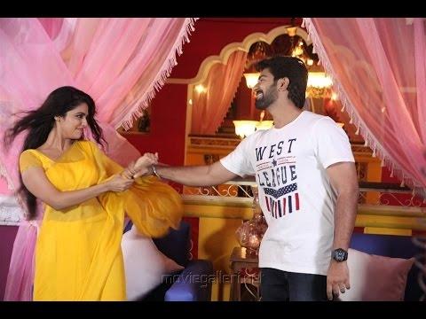 Nandini Serial    Actress Janaki Shooting Spot Photos..HD     Sun Tv Serial HD    