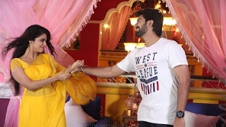 Video Nandini Serial || Actress Janaki Shooting Spot Photos..HD ||  Sun Tv Serial HD  || download MP3, 3GP, MP4, WEBM, AVI, FLV Oktober 2017