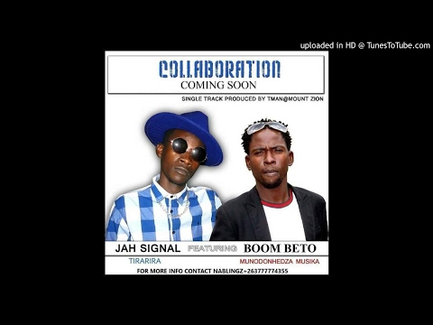 Jah Signal ft Boom Betto - Mairevei