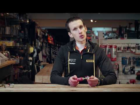 C02 Inflator: How to use a PRO BIKE TOOL CO2 Inflator