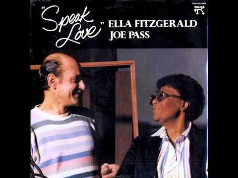 Ella Fitzgerald & Joe Pass - Gone With The Wind