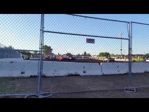 Truck demolition derby may fair 2017
