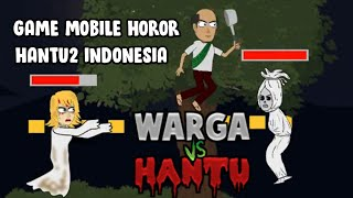 Main Warga VS Hantu Stage 1, Stage 2, Stage 3 Stage Boss (Tamat) Gameplay Android