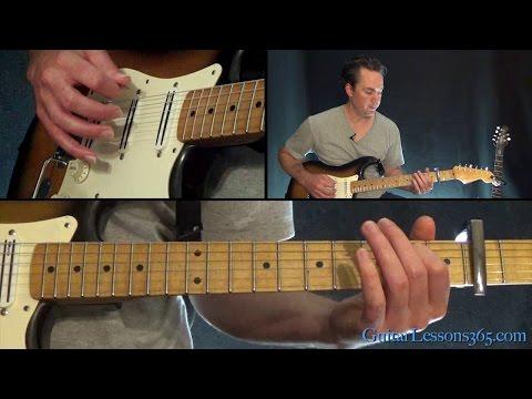 Run To You Guitar Lesson - Bryan Adams