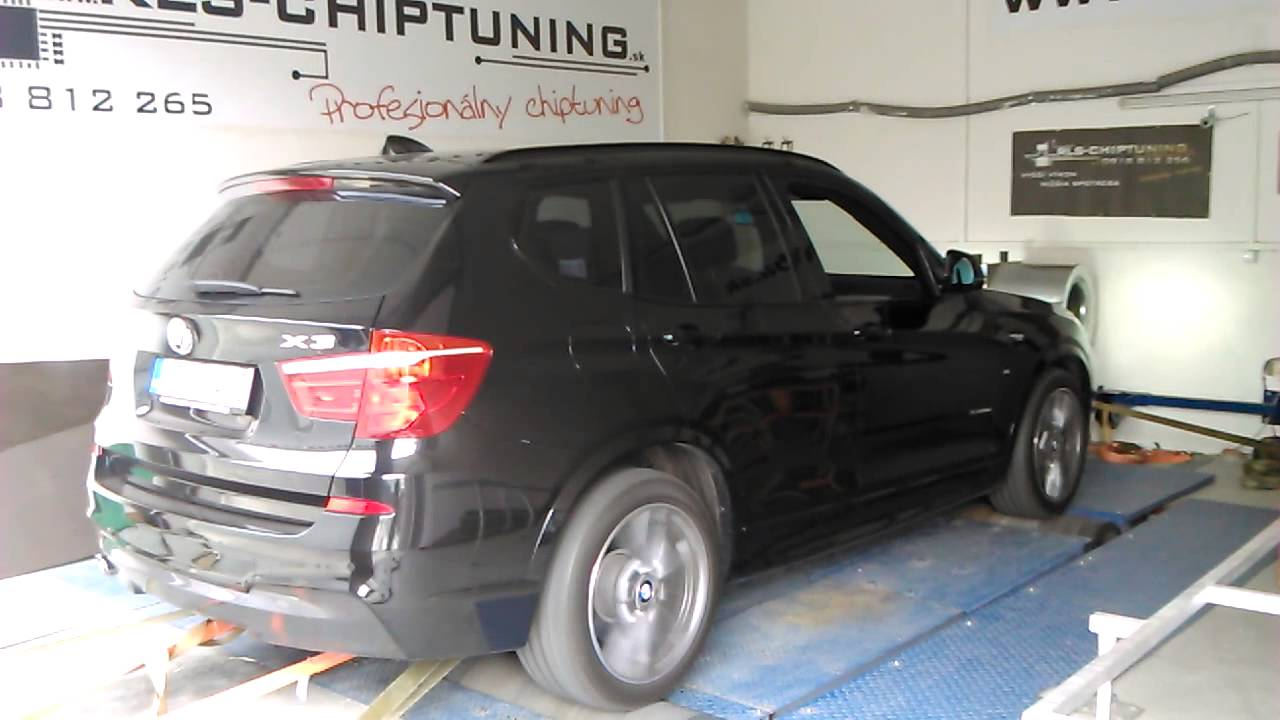 rls chiptuning bmw x3 f25 140kw youtube. Black Bedroom Furniture Sets. Home Design Ideas