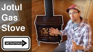 Jotul Propane Stove Review, NOT SALES HYPE