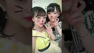 AKB48の向井地美音さん。 握手会の休憩ライブを公開しておられます。 インスタ インスタグラム ストーリーズ instagram storys mukaichi mion 2018.05.19.
