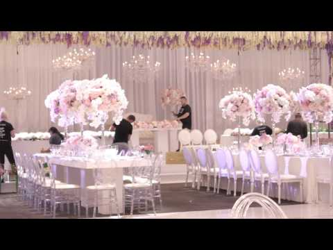 R5 Event Design - The creation of a wedding
