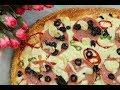 طريقة عمل البيتزا أطيب واسهل طريقة لعمل بيتزا بعجينة طرية قطنية مميزة تستحق التجربة مع رباح محمد ( الحلقة 457 ) فيديو من يوتيوب