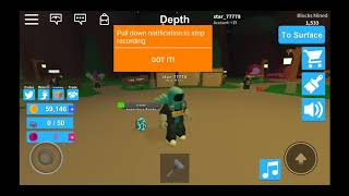 3 legendary codes on mining simulator roblox