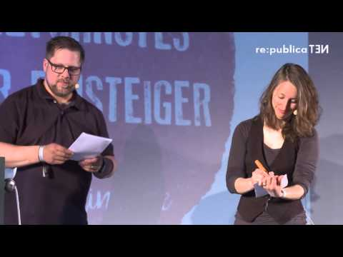 re:publica 2016 – Sketchnotes für Einsteiger on YouTube