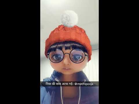 Neesha aur Santosh | Part 12 | शादी के कार्ड Funny video , Nisha Santosh