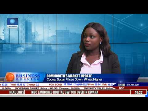 Business Morning: The Global Agri-Commodities Market Pt. 1
