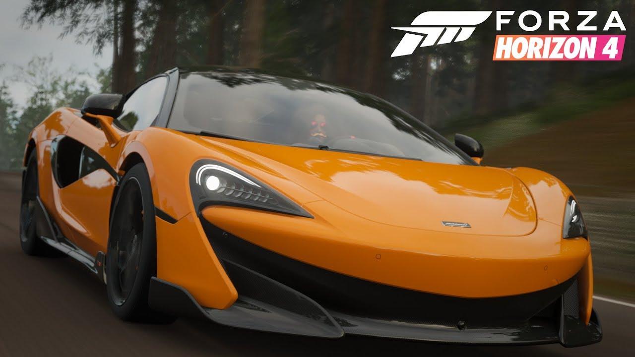 Forza Horizon 4 Multiplayer | 600 PS Club