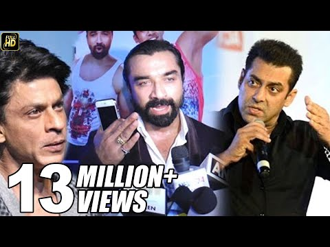 Ajaz Khan's SHOCKING Insult To Salman Shahrukh & Aamir Khan For Not Giving Chance To New Actors