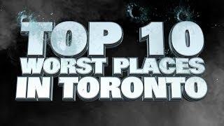 Top 10 Worst Neighbourhoods in Toronto 2014