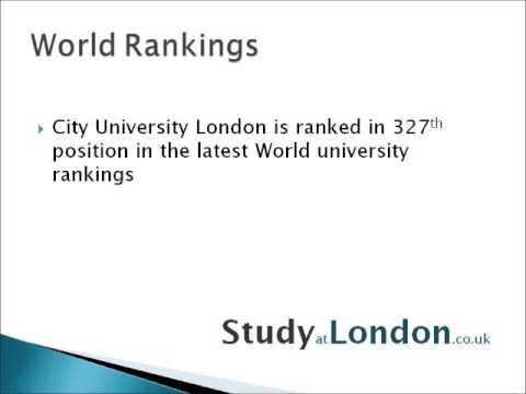 City University London Ranking