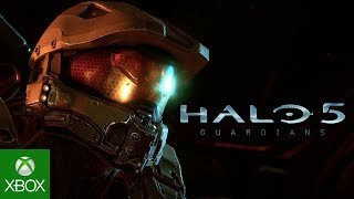 Halo 5 Xbox One X Enhanced Trailer