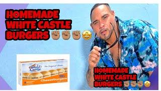 Best CopyCat White Castle burger Recipe at Home