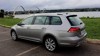 VW Golf Variant 2018 Highline Premium + Teto: preço, consumo, test-drive - www.car.blog.br