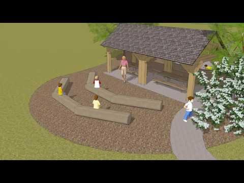 North Woods Elementary School Playground Design