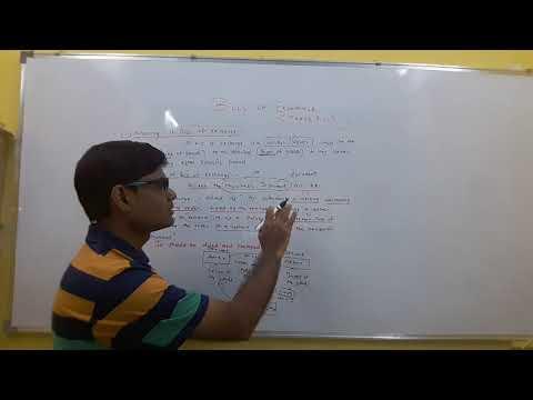 Bills of Exchange (Trade Bill ) Lecture 1 by Rakesh Sir
