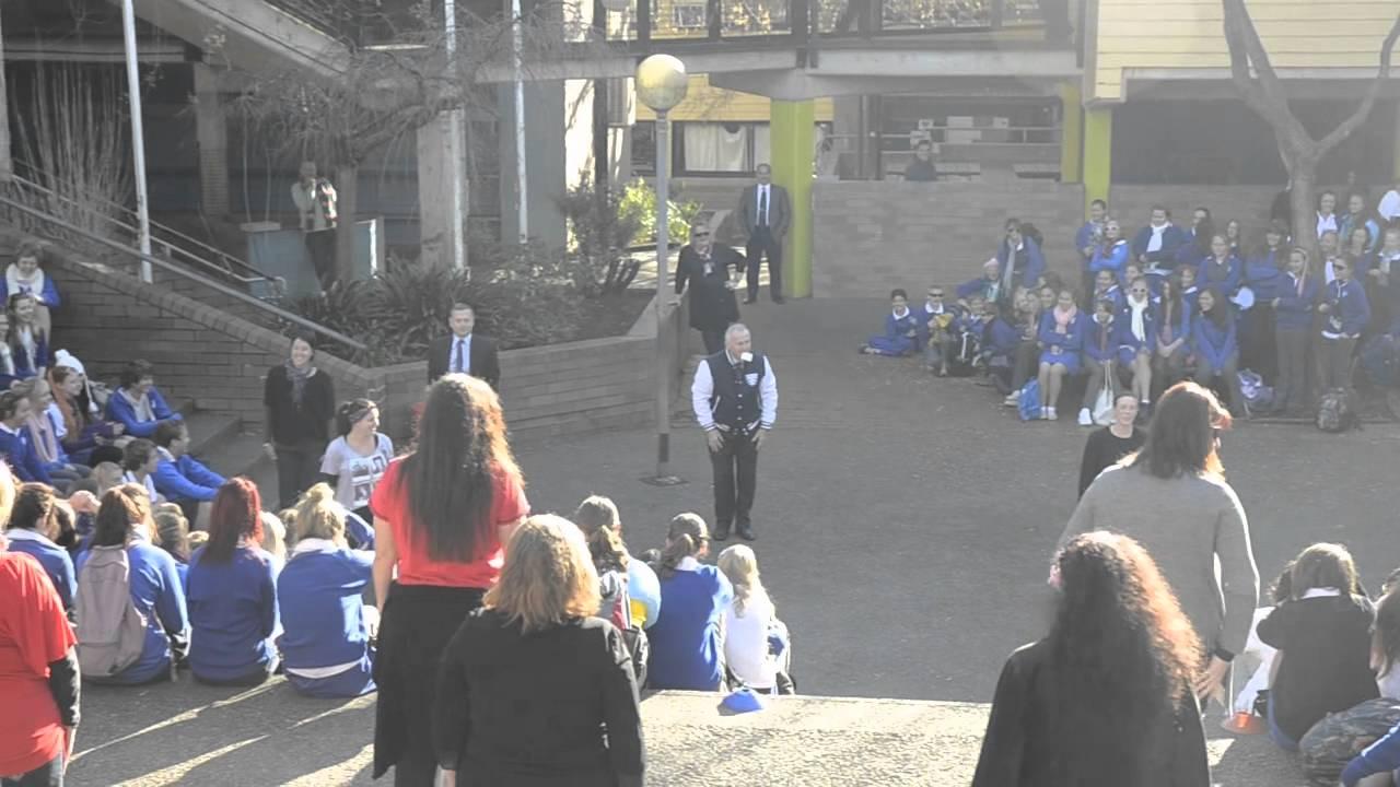 Colo High School Thriller Flash Mob Youtube