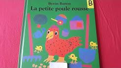 Histoire pour les enfants : La petite poule rousse