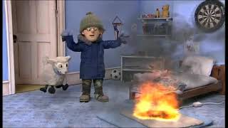 (10k views special) Every Emergency Norman Price has caused in Fireman Sam (Stop-Motion)